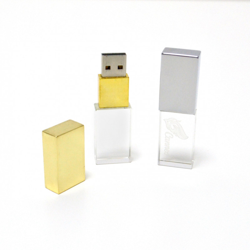 Crystal USB W/BOX