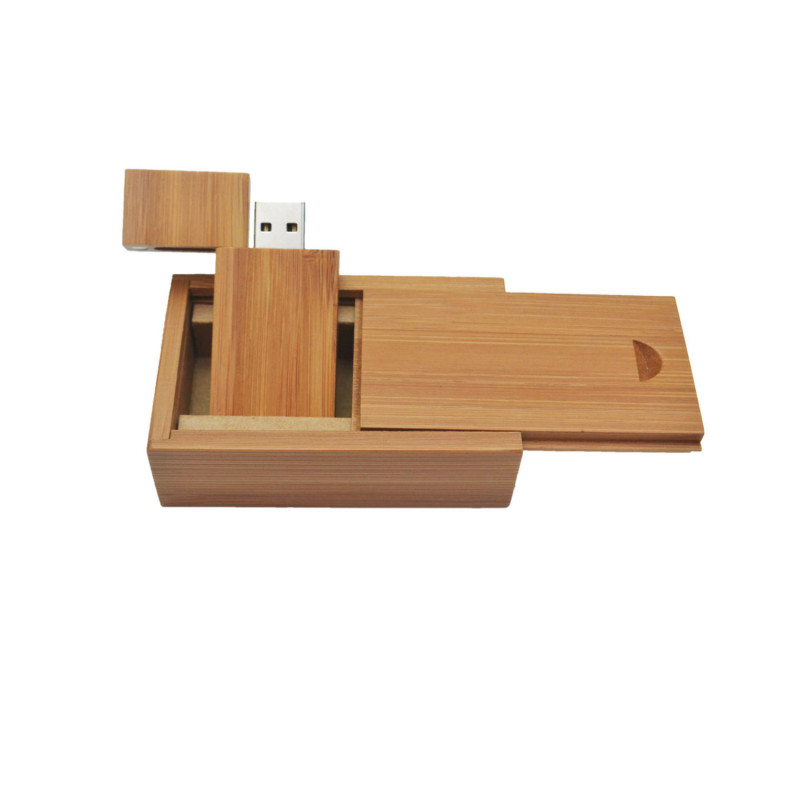 Wooden USB W/BOX